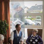 Gerard Joling tijdens de Nationale Voorleeslunch in  Nieuw Vennep (c) Chris van Houts